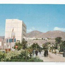 Postales: POSTAL DE ORIHUELA-EDICIONES F.R. LLOPIS-N º 5-AVENIDA LA ESTACION Y GLORIETA-1964-SIN CIRCULAR-MBC. Lote 150812438