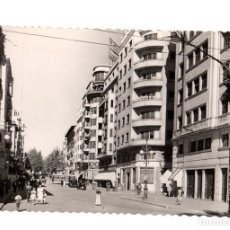 Postales: TARJETA POSTAL ALICANTE. RAMBLA DE MENDEZ NUÑEZ. Nº 16. GARCIA GARRABELLA. AÑO 1954. Lote 186656103