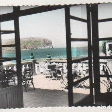Postales: 19 JAVEA CABO DE SAN ANTONIO DESDE EL HOTEL VENTURO. DANIEL ARBONES. CIRCULADA. 1964. Lote 150978598
