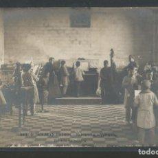Postales: VALENCIA-ASILO DE SAN JUAN DE DIOS-ESCUELA MUSICA-INDUSTRIAL FOTOGRAFICA-POSTAL ANTIGUA-(56.899). Lote 151022134