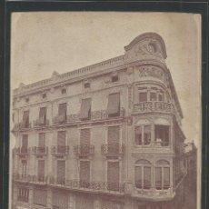 Postales: VALENCIA-FACHADA HOTEL PALACE-V.ORTEGA-POSTAL ANTIGUA-(56.912). Lote 151023898