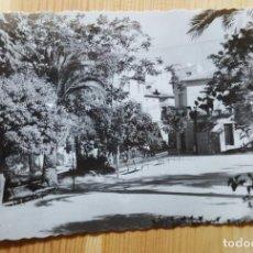 Postales: NOVELDA Nº 114 PASEO DE LA GLORIETA ED. ARRIBAS. Lote 151113786