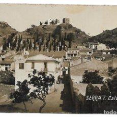 Postais: TARJETA POSTAL SERRA CALVARIO - VALENCIA -. Lote 151121650