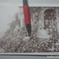 Postales: VALENCIA - CASETA EN LOS VIVEROS, JARDINES DEL REAL - FACSÍMIL SARTHOU Nº 20, CIRCA 1926 - RAREZA. Lote 151447814