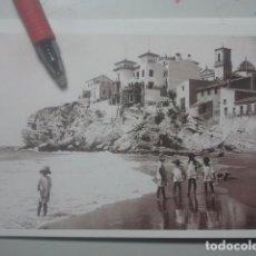 Postales: BENIDORM, ALICANTE - PAISAJE - FACSÍMIL Nº 19 DE SARTHOU, C.A., 1926 - RAREZA. Lote 151447966