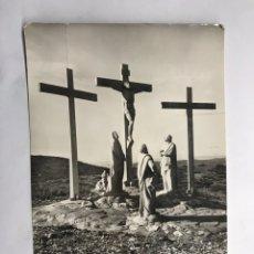Postales: ALTURA, SEGORBE (CASTELLÓN) POSTAL NO.1006, CUEVA SANTA. SANTUARIO DE NUESTRA SEÑORA. (H.1950?). Lote 151464809