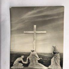 Postales: ALTURA, SEGORBE (CASTELLÓN) POSTAL NO.1004, CUEVA SANTA. SANTUARIO DE NUESTRA SEÑORA. (H.1950?). Lote 151464825