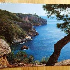 Postales: JAVEA Nº 59 CABO DE LA NAO DESDE LA TORRE AMBOLO ED. ERNESTO SOLER CATALA. Lote 151564650