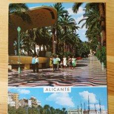 Postales: ALICANTE Nº 45 BELLEZAS DE LA CIUDAD ED. GARCIA GARRADELLA. Lote 151565594