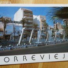Postales: TORREVIEJA Nº 941 PLAZA WALDO CALERO ED. 07. Lote 151571482