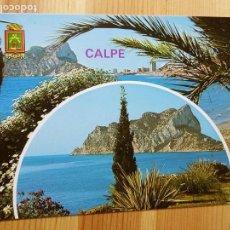 Postales: CALPE Nº 32 PEÑON DE IFACH ED. HNOS GALIANA. Lote 151576074