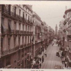 Postales: POSTAL DE VALENCIA - CALLE DE LA PAZ. Lote 152123286