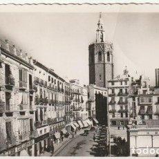 Cartoline: POSTAL VALENCIA CALLE DE ZARAGOZA VISTA DE LA TOMBOLA DE LA CARIDAD VALENCIA -DOC-1. Lote 152411174