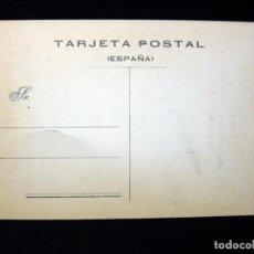 Postales: ANTIGUA POSTAL LA TÉCNICA INDUSTRIAL, SALÓN AUTO-SPORT Y GARAGE CLUB. VALENCIA. PERFECTA. AÑOS 20 (6. Lote 152417294