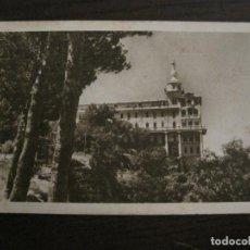 Postales: ALCOY-HOTEL FUENTE ROJA-POSTAL ANTIGUA-(57.260). Lote 152946262