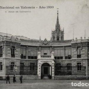 VALENCIA - LOTE DE 12 POSTALES ANTIGUAS