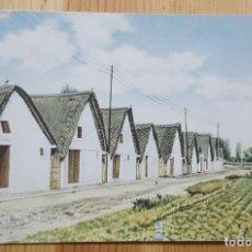 Postales: VALENCIA BARRACAS EN LA HUERTA ED. JDP Nº 4. Lote 153565346