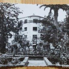 Postales: NOVELDA PARTERRE DE LA GLORIETA ED. ARRIBAS Nº 126. Lote 153566674