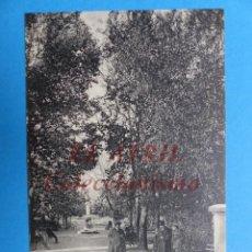 Postales: JATIVA, VALENCIA - DETALLE DE LA GLORIETA. Lote 153834838