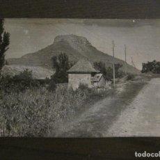 Postales: CASAS ALTAS-VALENCIA-LA CARRETERA-FOTOGRAFICA-CIRCULADA-(57.477). Lote 154027130
