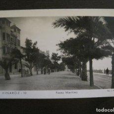 Postales: VINAROZ-VINAROS-PASEO MARITIMO-10-ED·J. MIRALLES-POSTAL ANTIGUA-(57.555). Lote 154313430