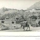 Postales: JIJONA-VISTA GENERAL-FOTOGRÁFICA- AÑO 1954- RARA. Lote 154466102