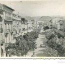Postales: JIJONA-VISTA INTERIOR -FOTOGRÁFICA- AÑO 1954- RARA. Lote 154466370