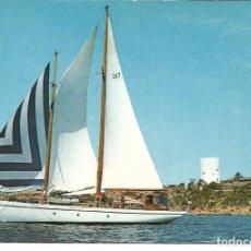 Postales: POSTAL CABO ROIG (ALICANTE) - VISTA PARCIAL - SUBIRATS 1968. Lote 154477646