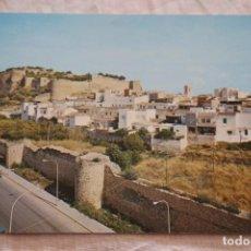 Postales: DENIA ALICANTE Nº 12 EL CASTILLO POSTALES DURA VELASCO 1977 CIRCULADA. Lote 155374102