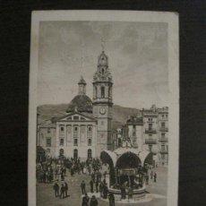 Postales: ALCOY-PLAZA DE LA CONSTITUCION-NAKE-POSTAL ANTIGUA-VER FOTOS-(57.761). Lote 155680262