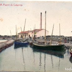 Postales: PS8133 VALENCIA 'PUERTO DE CATARROJA'. THOMAS. SIN CIRCULAR. PRINC. S. XX. Lote 155762686