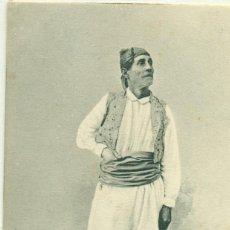 Postales: VALENCIA LABRADOR. HACIA 1910.RARA.. Lote 156296246