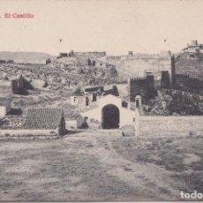 Postales: SAGUNTO (VALENCIA) - EL CSTILLO. Lote 156447946