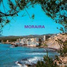 Postales: LOTE DE 2 POSTALES DE MORAIRA. Lote 156507854