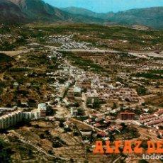 Postales: LOTE DE 3 POSTALES DE ALFAZ DEL PI. Lote 156510654
