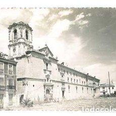 Postales: ALICANTE ORIHUELA FACHADA DEL COLEGIO DE SANTO DOMINGO. ED. ARTÍSTICAS Nº 9. SIN CIRCULAR. Lote 156527254