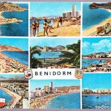 Postales: ALICANTE - BENIDORM. Lote 156863974