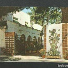 Postales: POSTAL SIN CIRCULAR - ELCHE 48 - HUERTO DEL CURA - ALICANTE - EDITA GARCIA GARRABELLA. Lote 157785718