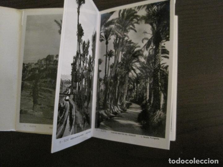 Postales: ELCHE-BLOC CON 10 POSTALES FOTOGRAFICAS ANTIGUAS-ROISIN-VER FOTOS-(58.264) - Foto 2 - 158444206