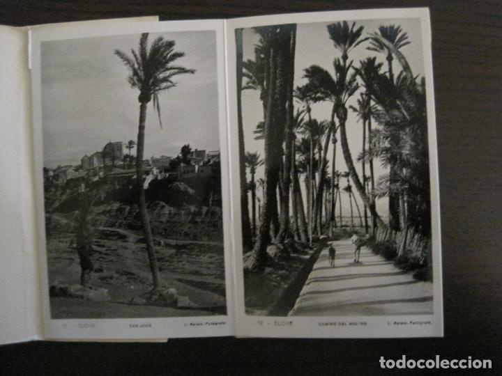 Postales: ELCHE-BLOC CON 10 POSTALES FOTOGRAFICAS ANTIGUAS-ROISIN-VER FOTOS-(58.264) - Foto 3 - 158444206