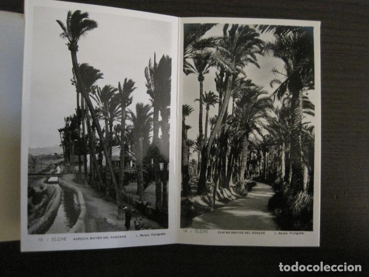Postales: ELCHE-BLOC CON 10 POSTALES FOTOGRAFICAS ANTIGUAS-ROISIN-VER FOTOS-(58.264) - Foto 4 - 158444206
