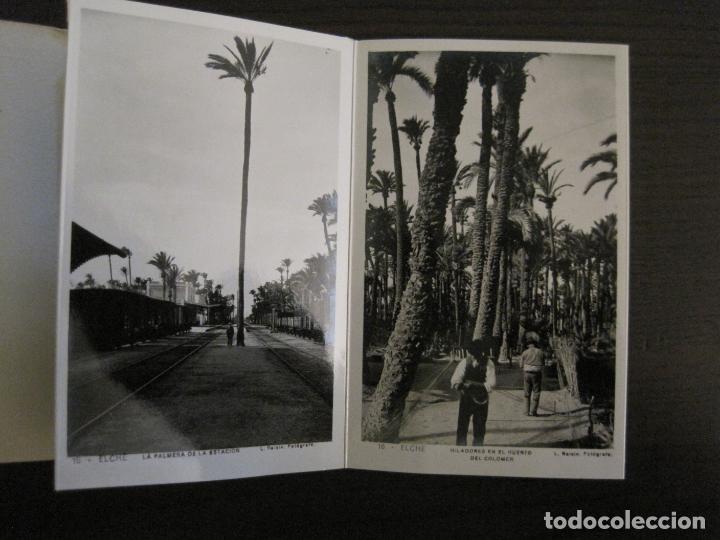 Postales: ELCHE-BLOC CON 10 POSTALES FOTOGRAFICAS ANTIGUAS-ROISIN-VER FOTOS-(58.264) - Foto 5 - 158444206