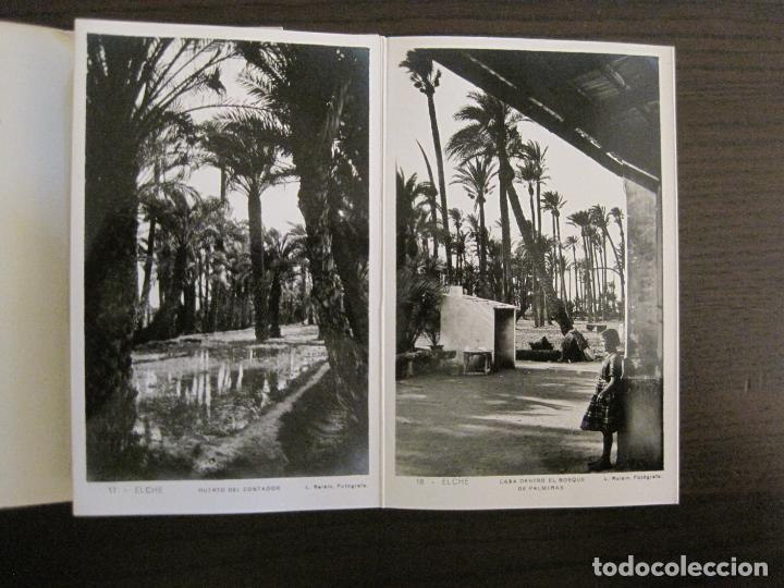 Postales: ELCHE-BLOC CON 10 POSTALES FOTOGRAFICAS ANTIGUAS-ROISIN-VER FOTOS-(58.264) - Foto 6 - 158444206