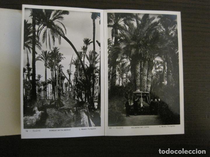 Postales: ELCHE-BLOC CON 10 POSTALES FOTOGRAFICAS ANTIGUAS-ROISIN-VER FOTOS-(58.264) - Foto 7 - 158444206