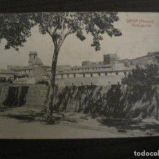 Postales: DENIA-VISTA PARCIAL-ED·J.LLORENS-POSTAL ANTIGUA-VER FOTOS-(58.284). Lote 158568730