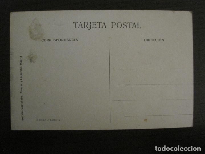 Postales: DENIA-VISTA PARCIAL-ED·J.LLORENS-POSTAL ANTIGUA-VER FOTOS-(58.284) - Foto 3 - 158568730