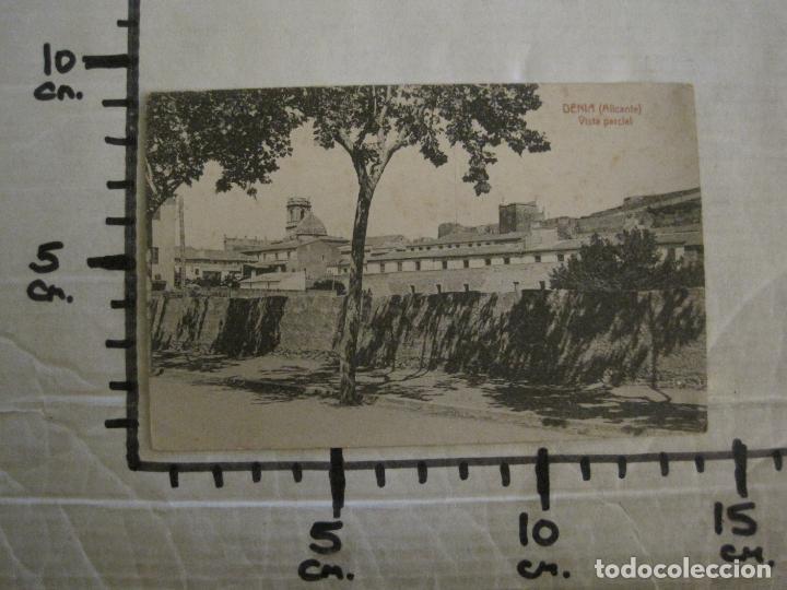 Postales: DENIA-VISTA PARCIAL-ED·J.LLORENS-POSTAL ANTIGUA-VER FOTOS-(58.284) - Foto 4 - 158568730