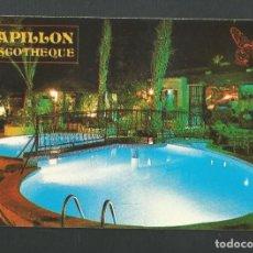 Postcards - POSTAL SIN CIRCULAR PUBLICITARIA PAPILON DISCOTECA CARRETERA ALICANTE-VALENCIA BENIDOR ED CIRILO - 158968674