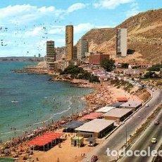 Postales: ALICANTE - 195 PLAYA ALBUFERA Y FINCA ADOC. Lote 159661282