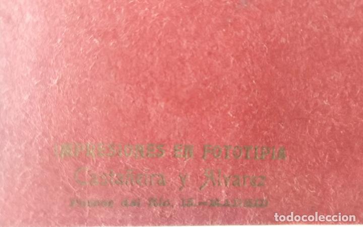 Postales: ALICANTE BLOC DE LA CASTAÑERA Y ALVAREZ 11 POSTALES FALTA LA 2 - Foto 2 - 159769750